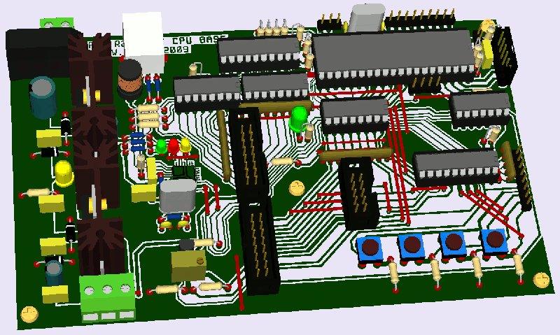 Cerco programma per disegnare componenti elettronici 3d for Programma per disegnare le planimetrie gratuitamente